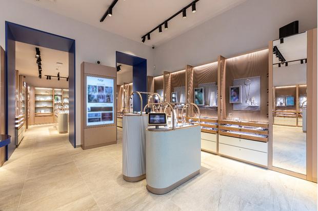 Фото №1 - В Москве открывается первый магазин Swarovski Crystal Studio
