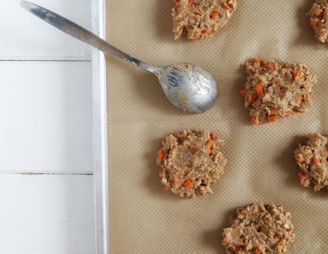 печенье для детей с гречкой