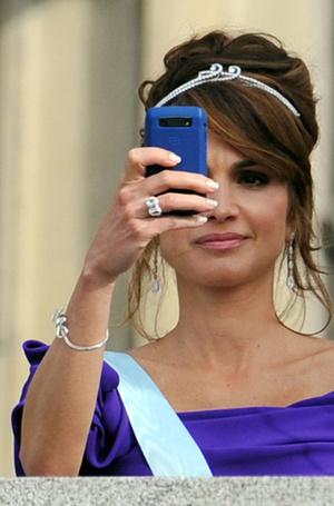 Фото №33 - Самые забавные моменты на королевских свадьбах (истории в фотографиях)