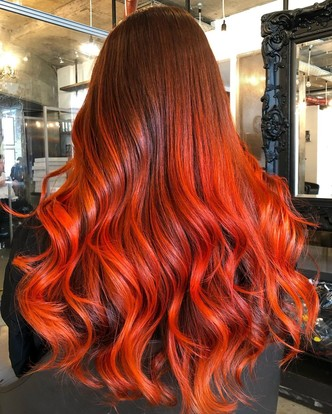Фото №11 - Какой цвет волос подходит тебе по знаку зодиака