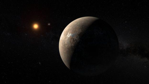 Фото №1 - Ученые обнаружили пригодную для жизни планету