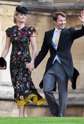 Фото №18 - Свадьба принцессы Евгении и Джека Бруксбэнка