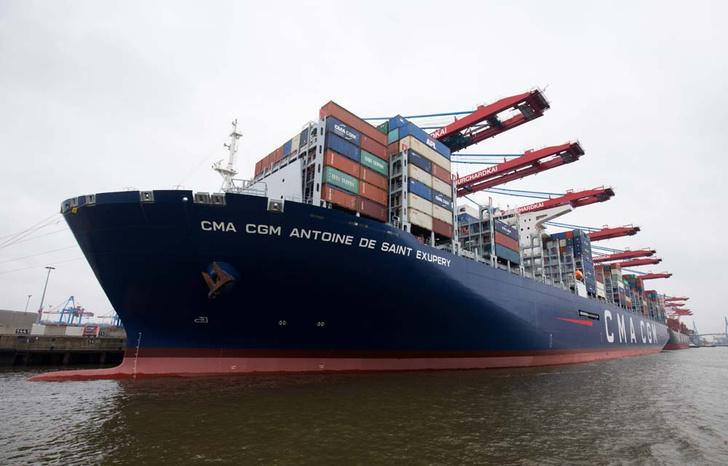 Фото №4 - Морские монстры: самые большие торговые суда, которые можно встретить в море