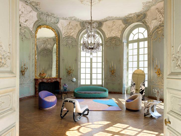 Фото №1 - Инсталляция Пьера Гоналона в Hôtel de Soubise