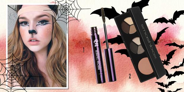Фото №4 - Выбираем макияж на Хэллоуин