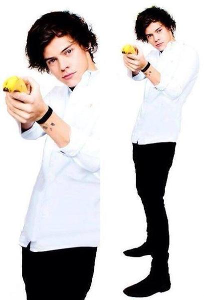 Фото №5 - Банановый Гарри: что объединяет 1D и миньонов?