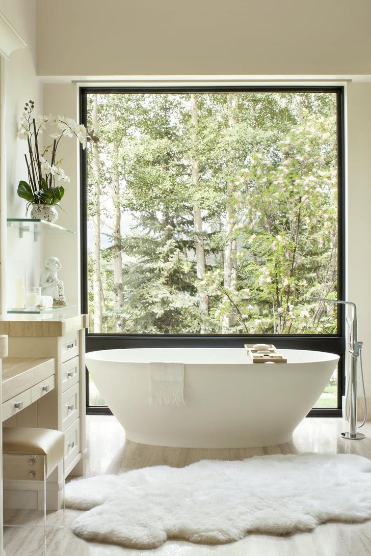 Фото №2 - Вопросы читателей: окно в ванной комнате