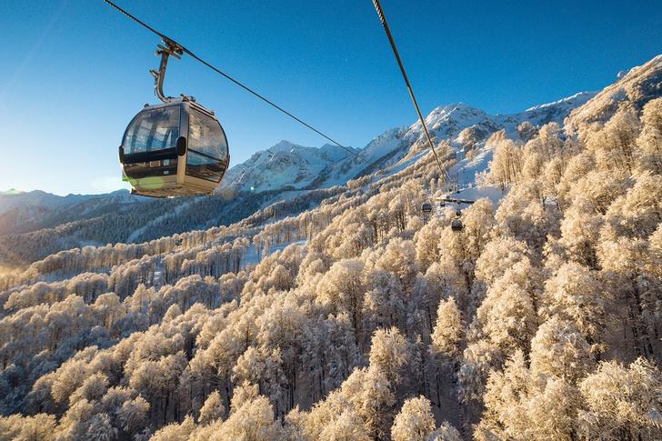Фото №1 - «Роза Хутор»: чего ждать от популярного горнолыжного курорта