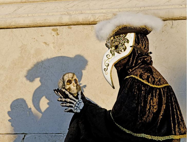 Фото №1 - Личное влияние: 11 ритуальных масок