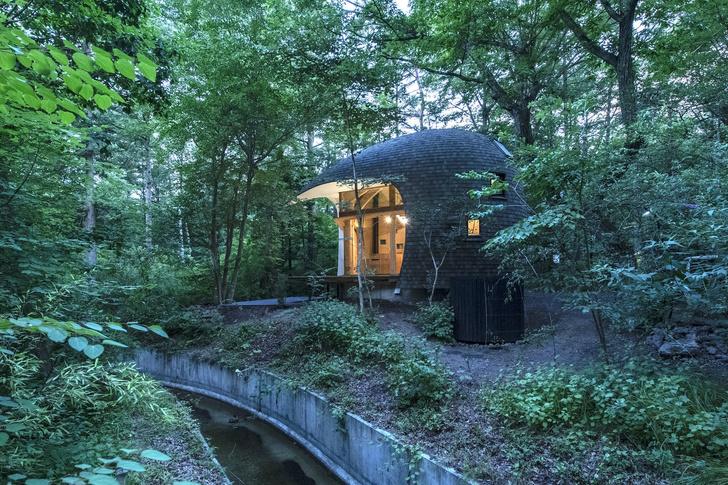 Фото №14 - Летний дом в японском лесу