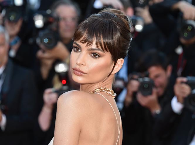 Фото №17 - Канны-2017: лучшие beauty-образы с церемонии открытия кинофестиваля