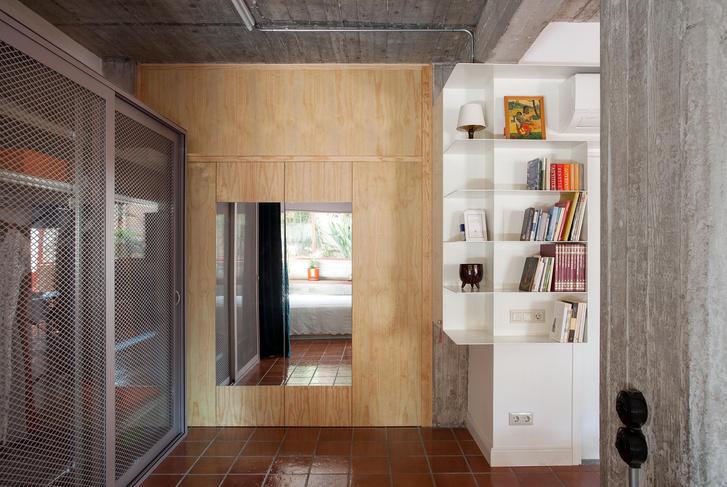 Фото №11 - Бетонная квартира в Афинах