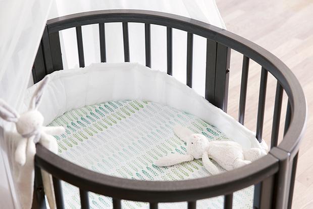 Фото №3 - Скандинавские сны: Stokke® Sleepi™ - новый цвет кроватки-трансформера