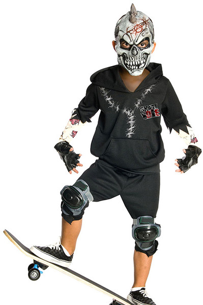 Фото №6 - Как смастерить ребенку костюм на Хэллоуин за полчаса: 7 идей
