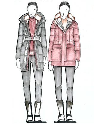 Фото №3 - Как носить верхнюю одежду