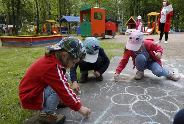 Фото №4 - Столичные детские сады возобновили работу с 23 июня