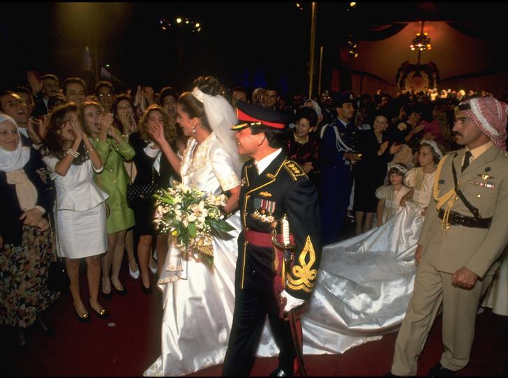 Фото №12 - Король Абдалла и его Рания: восточная сказка, ставшая реальностью