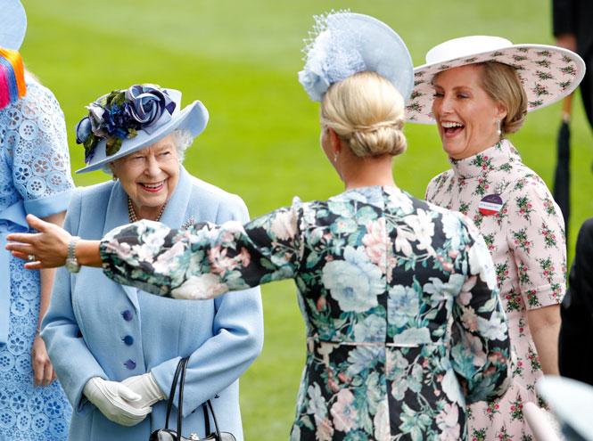 Фото №3 - Почему дочь принцессы Анны оказалась Королеве ближе четы Кембриджских
