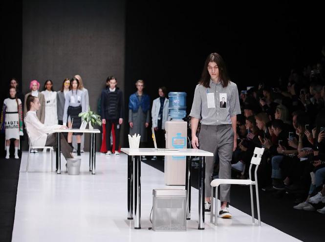 Фото №19 - Самые яркие моменты Mercedes-Benz Fashion Week Russia 2016