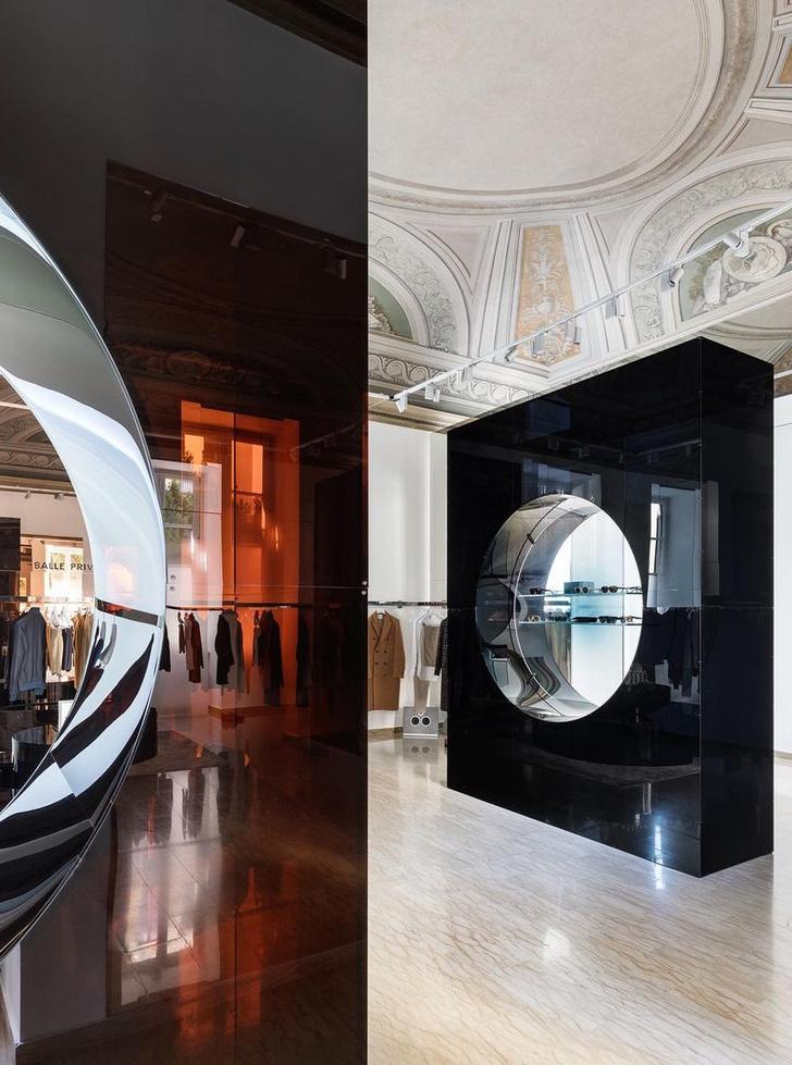 Фото №4 - Бутик Salle Privée в Милане по дизайну Сабин Марселис