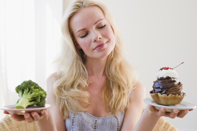 Искушение едой: 4 способа его побороть