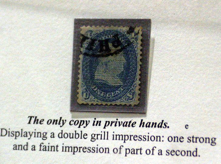 Фото №4 - «Святой Грааль», «Перевернутая Дженни» и еще 3 самые дорогие почтовые марки в мире