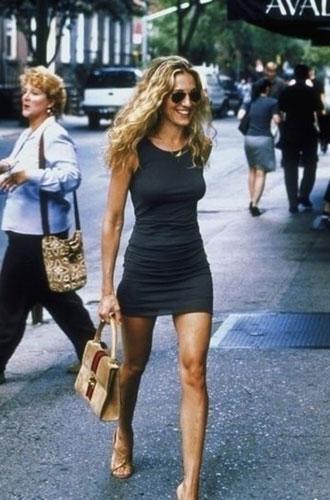 Фото №10 - Стиль в большом городе: любимые бренды Кэрри Брэдшоу