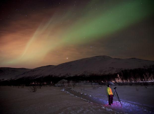 Фото №7 - Звездная карта: самые красивые фото ночного неба