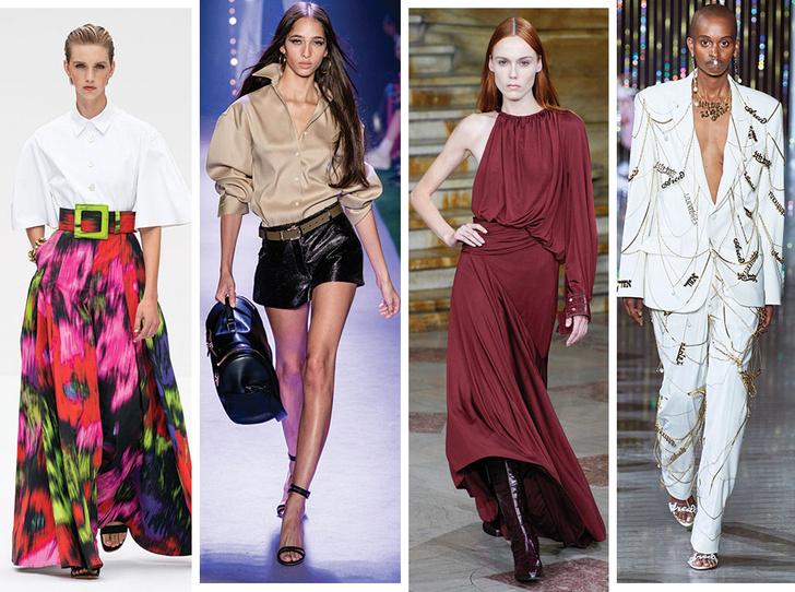Фото №1 - 10 трендов весны и лета 2020 с Недели моды в Нью-Йорке