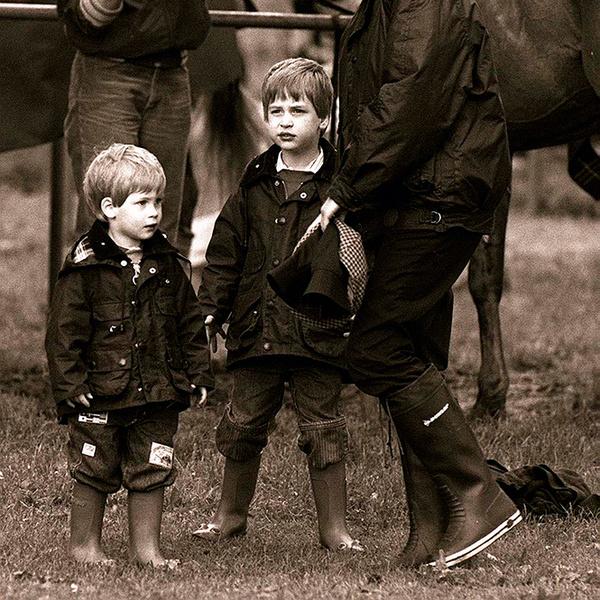 Фото №35 - Принц Уильям: история в фотографиях