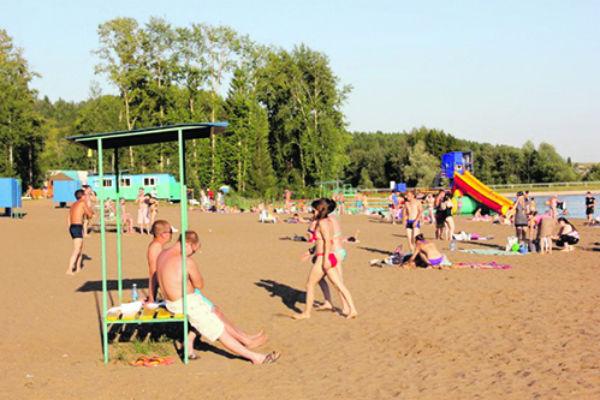 Фото №3 - Жара в Ижевске: пляжный сезон