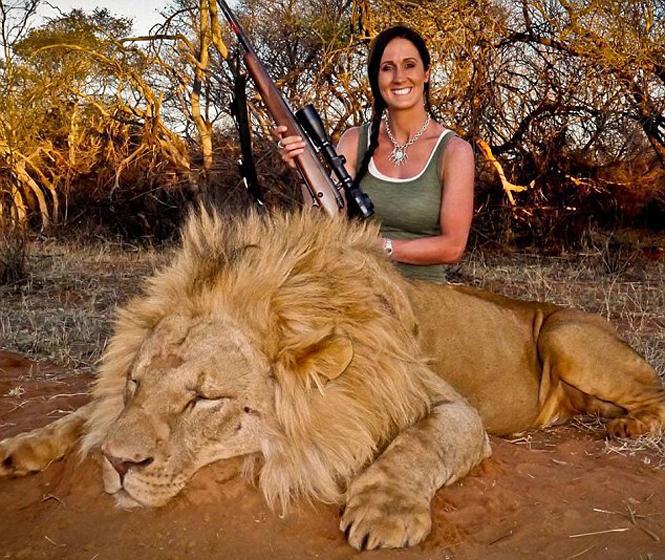 Фото №24 - Убийственная красота: женская охота как тренд