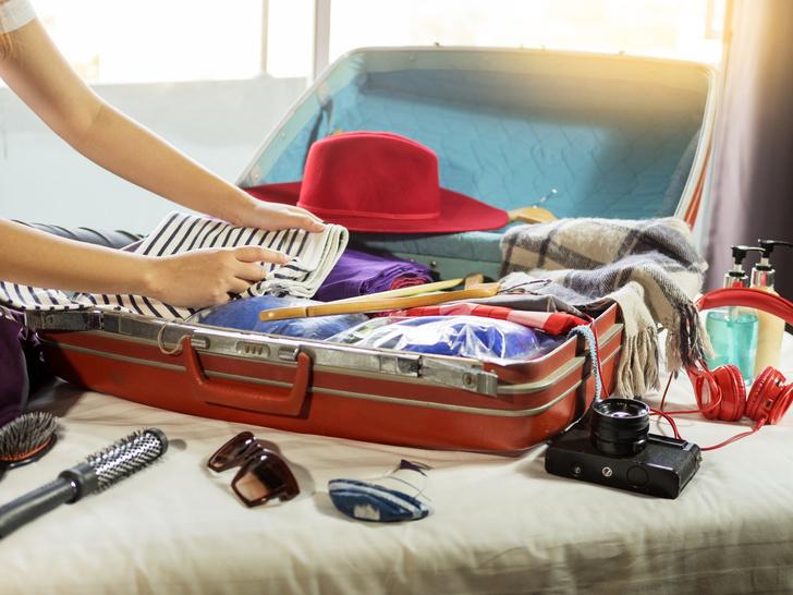 Фото №1 - 10 вещей, которые не стоит брать с собой в отпуск
