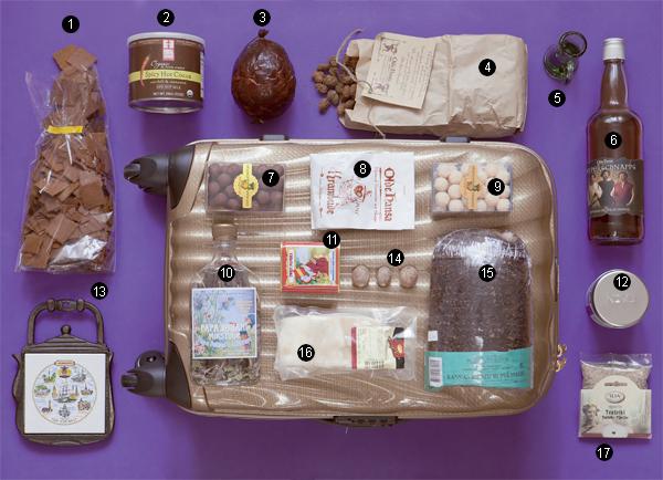 Фото №1 - Декабрьский чемодан