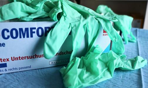 Фото №1 - В Москву завезли 10 млн использованных перчаток для защиты от коронавируса. Возбуждено уголовное дело