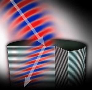 Фото №1 - Создан трехмерный полупроводниковый метаматериал