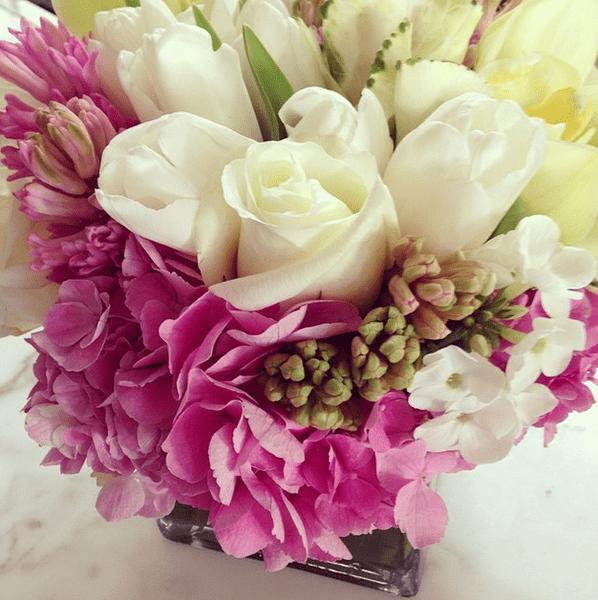 Фото №7 - Звездный Instagram: Знаменитости и цветы