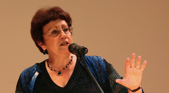 Дина Рубина: «Человеческие драмы нельзя подгонять под термины»