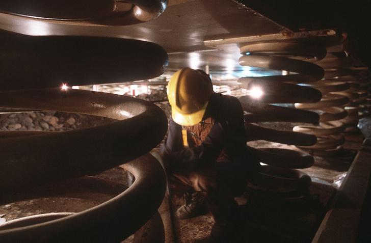 Фото №4 - Бункер Судного дня: комплекс воздушно-космической обороны США, спрятанный в горе
