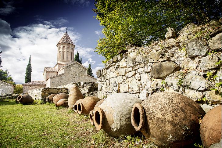 Фото №2 - 8000 лет назад... Научились делать виноградное вино