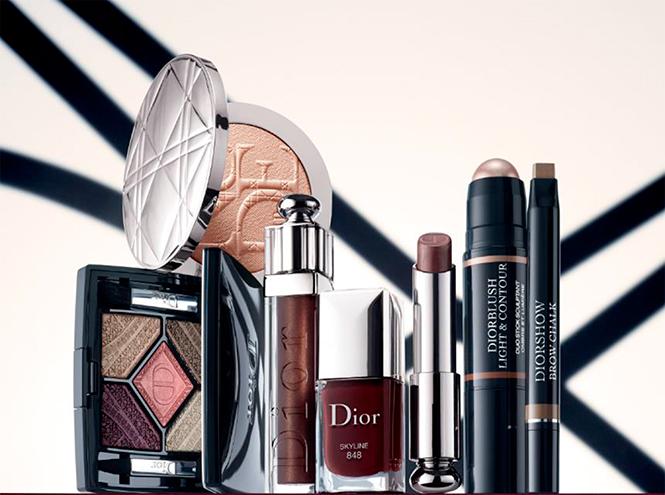 Фото №33 - Мир оптических иллюзий: новая коллекция Dior Skyline