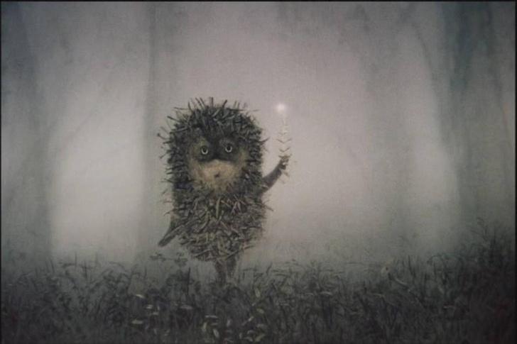 Фото №1 - Лучший мультфильм в истории: 9 фактов о «Ёжике в тумане»