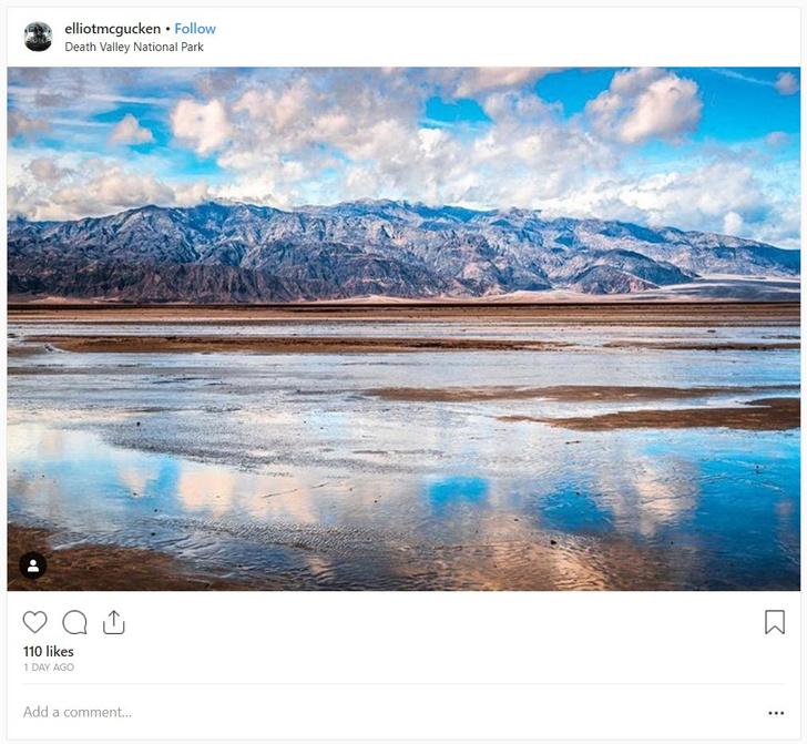 Фото №1 - В самом сухом месте Земли образовалось озеро