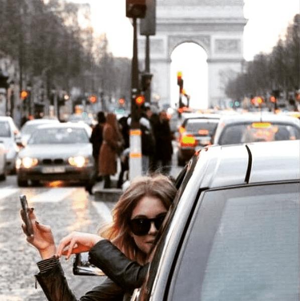 Фото №15 - Звездный Instagram: Знаменитости путешествуют