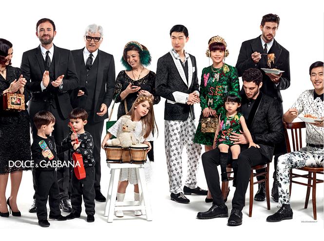 Фото №8 - Новая рекламная кампания Dolce&Gabbana