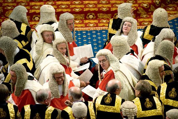 Фото №8 - Британский парламент глазами прислуги