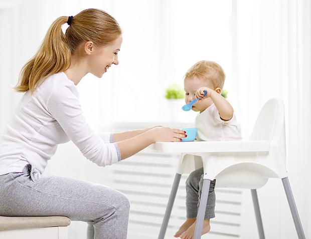 Фото №1 - Правильный обед для малыша после года: что в меню?