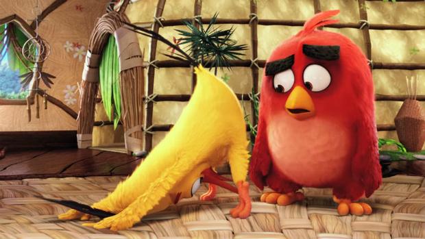 Фото №2 - Angry Birds добрались до кино: смотри трейлер
