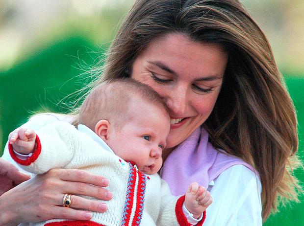Фото №10 - Принцесса Леонор: история будущей королевы Испании в фотографиях
