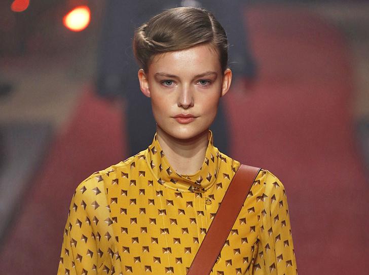 Фото №1 - Как сочетать кожаные вещи между собой: мастер-класс от Hermès FW18-19